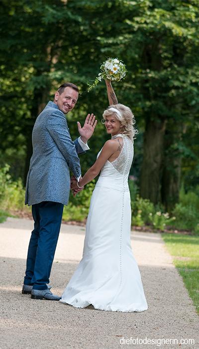 Brautpaar - Ende Fotohooting