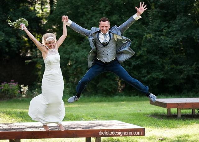 Die Ehe - der Sprung in das Ungewisse... aber Wundervolle!