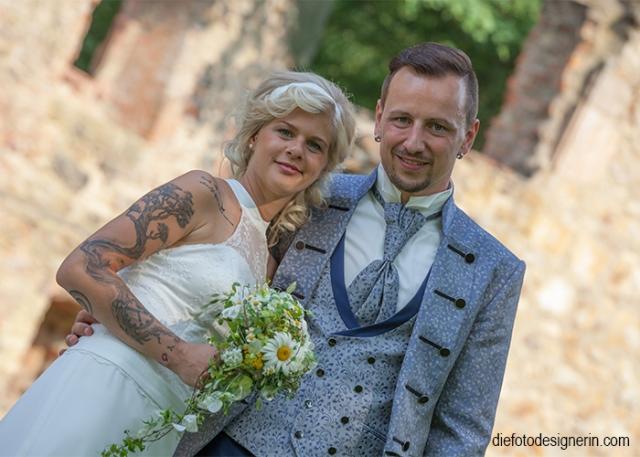 Ja, wir haben geheiratet!