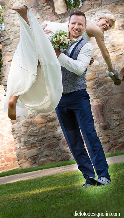 Die Braut wehrt sich - noch!!!
