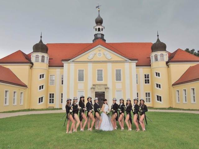 Schloss Hohenpriessnitz Hochzeit